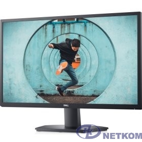 "LCD Dell 27"" SE2722H черный {VA 1920x1080 75Hz 5ms 178/178 250cd 3000:1 8bit D-Sub HDMI1.4 AdaptiveSync FreeSync VESA} [2722-5090]"