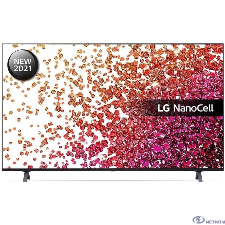 "LG 65"" 65NANO756PA NanoCell черный {Ultra HD/50Hz/DVB-T/DVB-T2/DVB-C/DVB-S/DVB-S2/USB/WiFi/Smart TV (RUS)}"