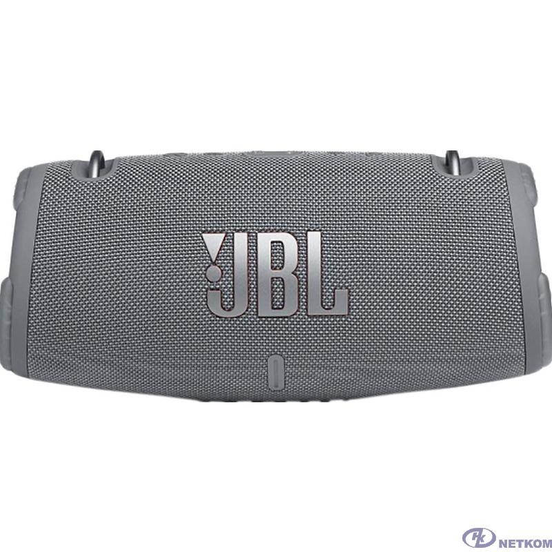 Колонка порт. JBL Xtreme 3 серый 100W 4.0 BT/3.5Jack/USB 15м (JBLXTREME3GRYRU)