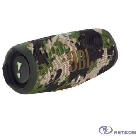 Колонка порт. JBL Charge 5 камуфляж 40W 2.0 BT 15м 7500mAh (JBLCHARGE5SQUAD)