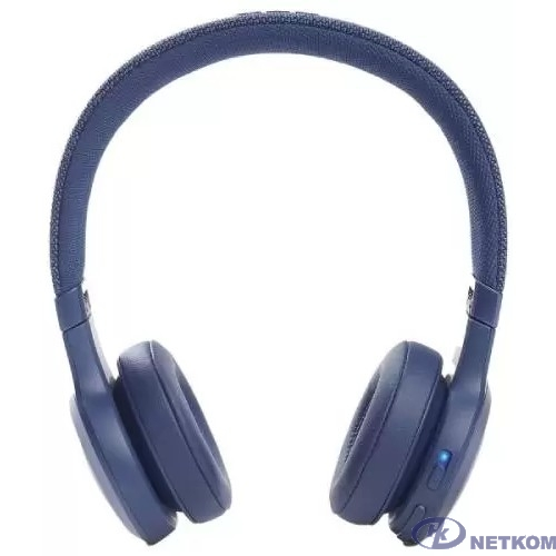JBL Наушники беспроводные JBL Live 460 ANC, синие