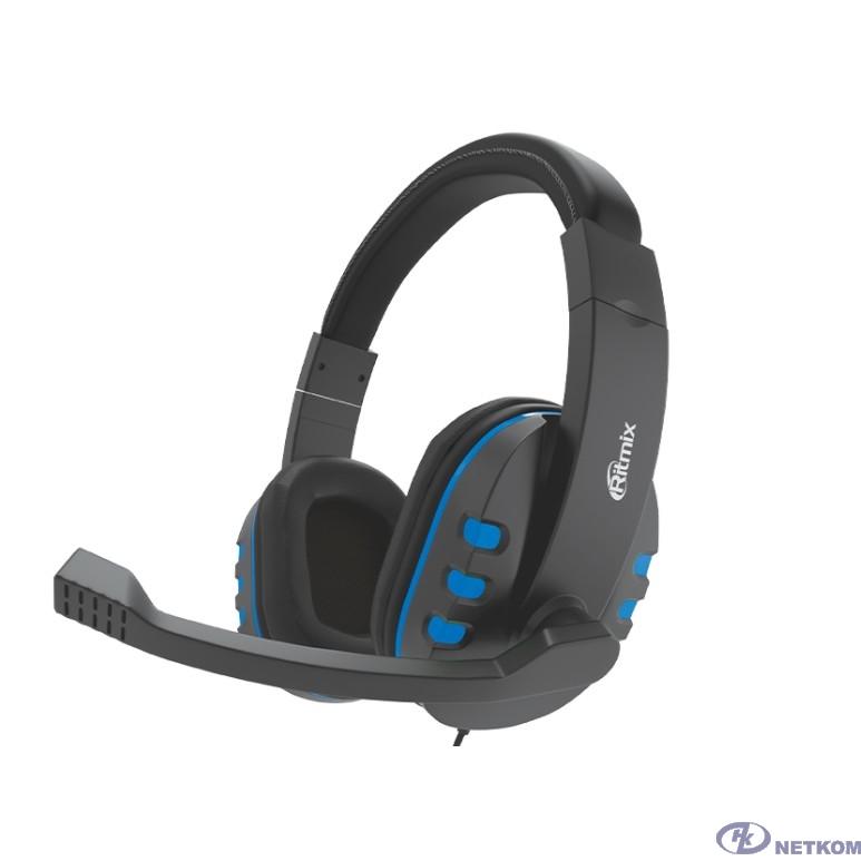 RITMIX RH-555M Gaming Blue