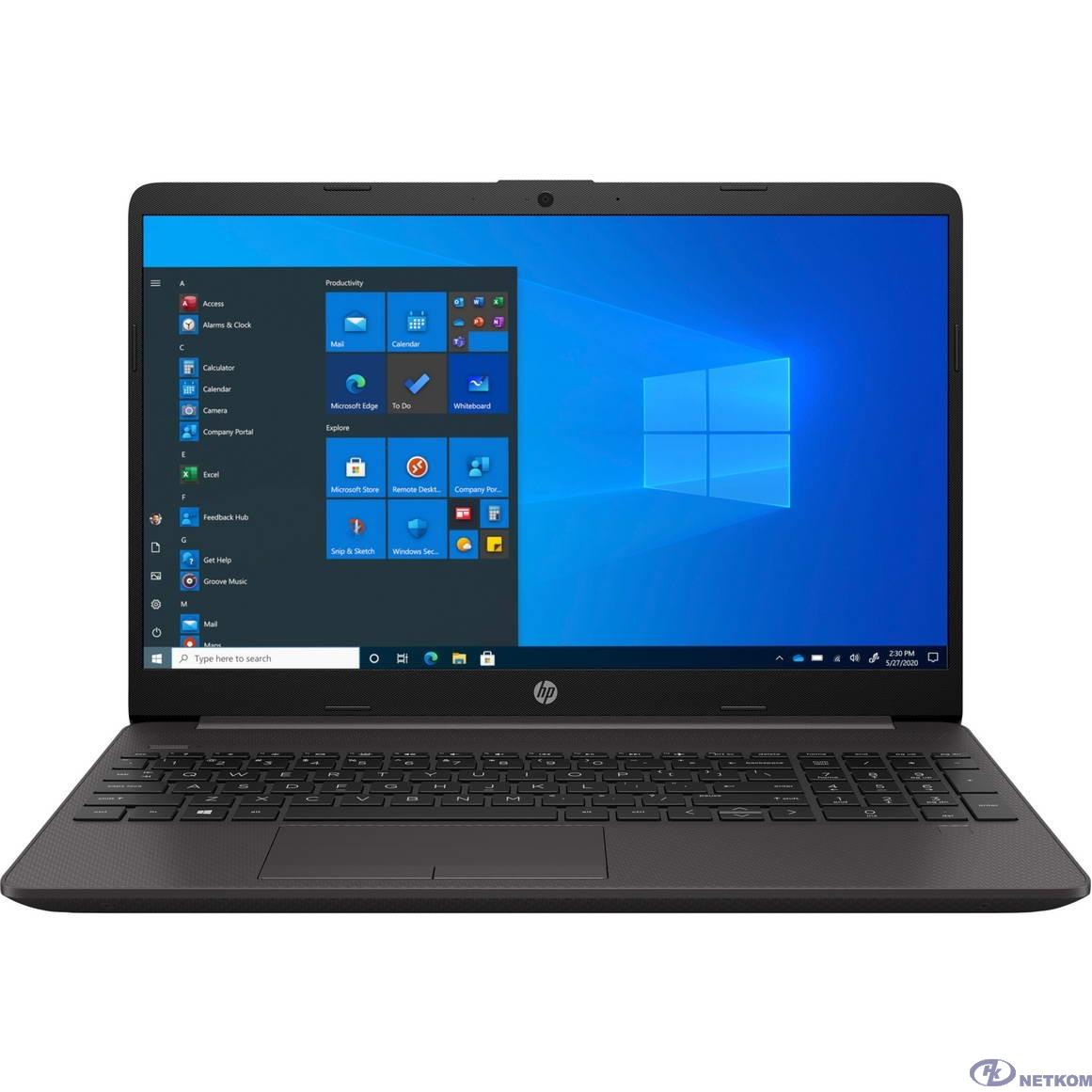 """HP 255 G8 [2W1D7EA] Black 15.6"""" {HD 3020e/8Gb/256Gb SSD/W10}"""