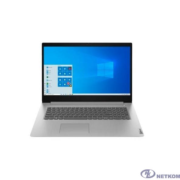 """Lenovo IdeaPad 3 17ADA05 [81W20092RU] Platinum Grey 17.3"""" {HD+ Ryzen 3 3250U/8Gb/256Gb SSD/W10}"""