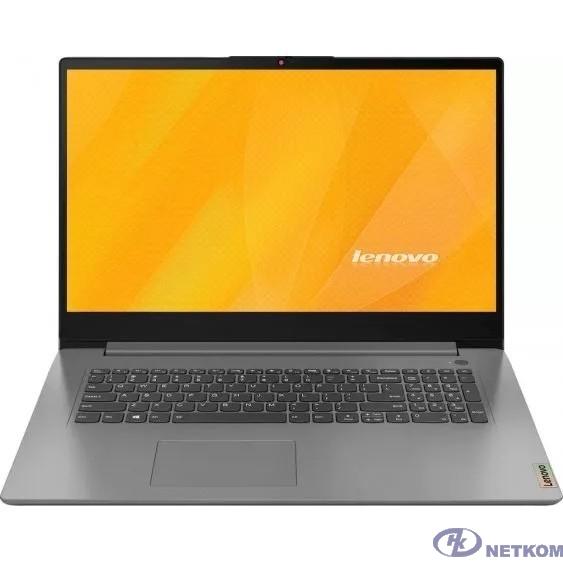 "Lenovo IdeaPad 3 17ITL6 [82H9003MRU] Arctic Grey 17.3"" {HD+ i3-1115G4/8Gb/256Gb SSD/W10}"