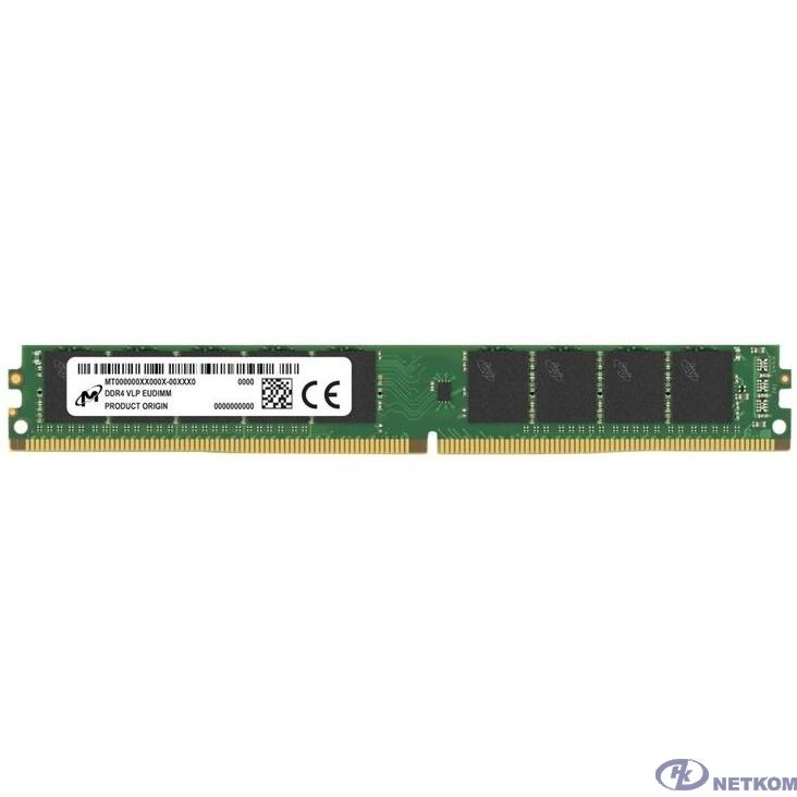 Память DDR4 Micron MTA18ADF4G72AZ-2G6B2 32Gb DIMM ECC Reg PC4-21300 CL19 2666MHz