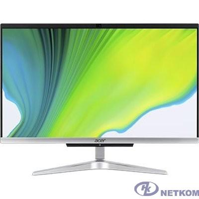 Acer Aspire C22-963 [DQ.BEPER.009 ] Silver 21.5 {FHD i5-1035G1/8Gb/256Gb SSD/W10/k+m}