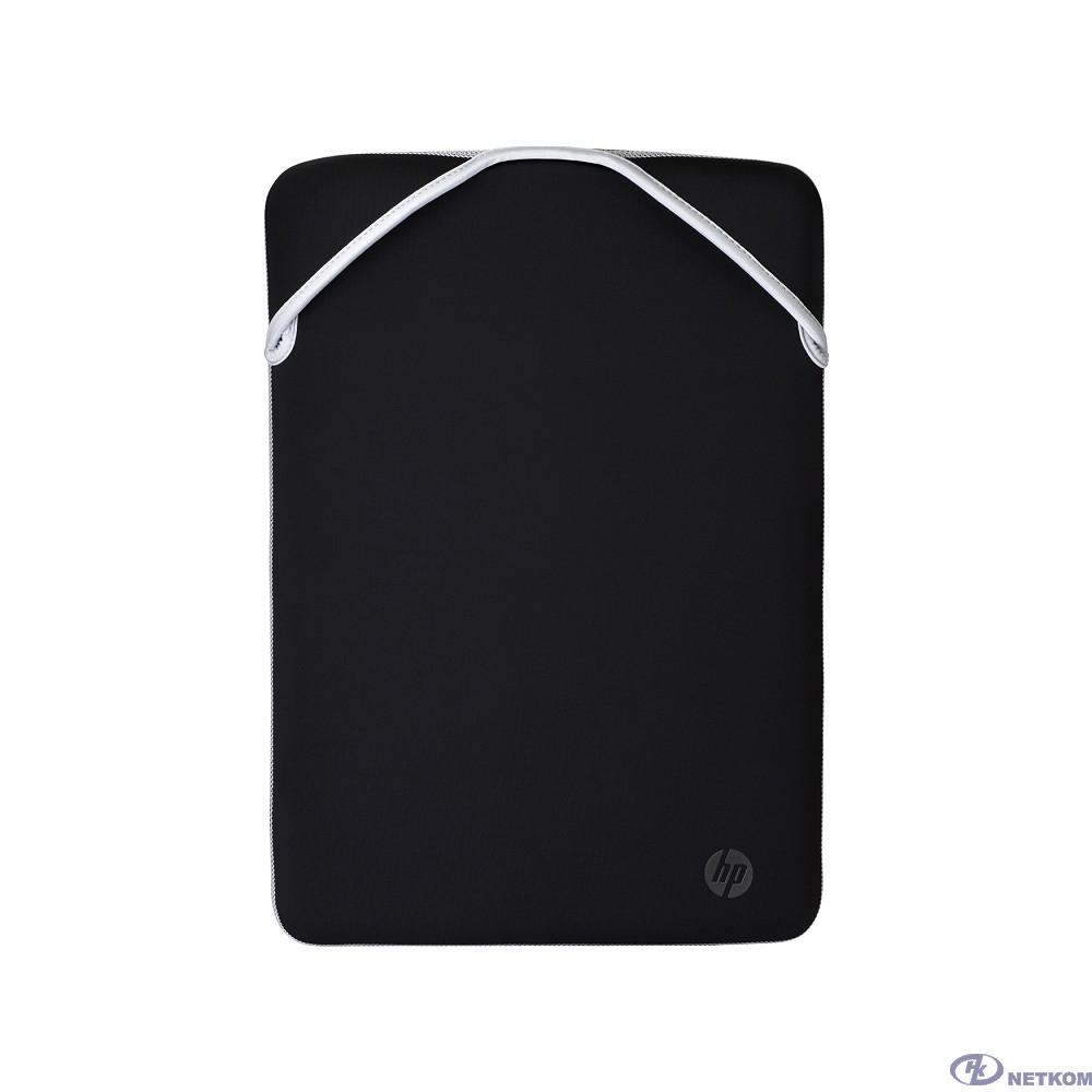 Чехол для ноутбука  HP Protective Reversible 14 Blk/Slv Sleeve