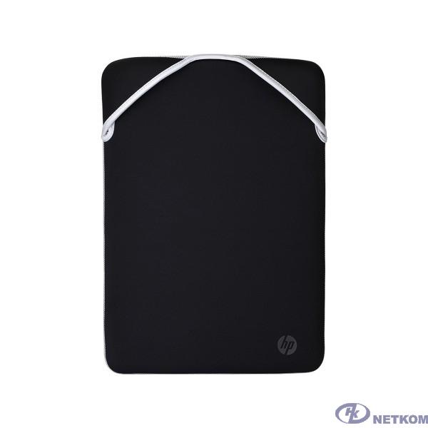 Чехол для ноутбука  HP Protective Reversible 15 Blk/Slv Sleeve