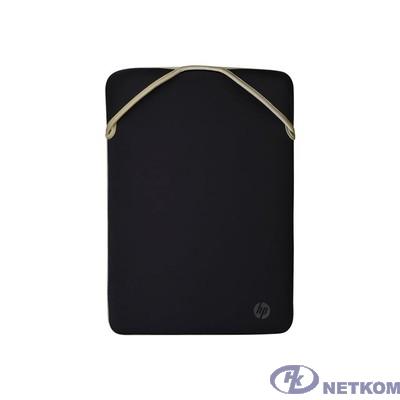 Чехол для ноутбука  HP Protective Reversible 15 Blk/Gold Sleeve