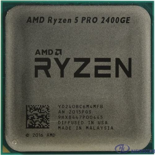 CPU AMD Ryzen 5 PRO 2400G OEM