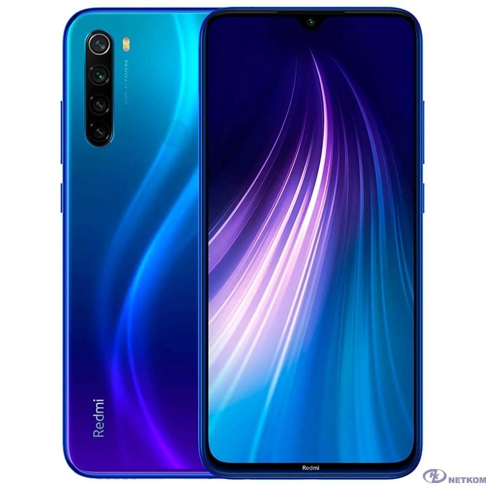 Xiaomi Redmi Note 8 (2021) 4/64 Neptune Blue