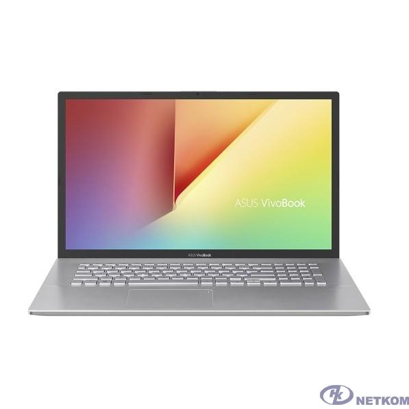 """ASUS X712JA-AU358T [90NB0SZ1-M04410] Transparent Silver 17.3"""" {FHD i3-1005G1/8Gb/256Gb SSD/W10}"""