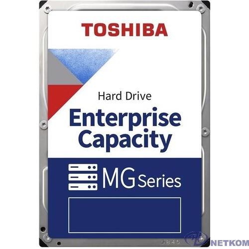 "8TB Toshiba HDD Serve (MG08ADA800E) {SATA-III, 7200 rpm, 256Mb buffer, 3.5"" analog MG06ACA800E}"