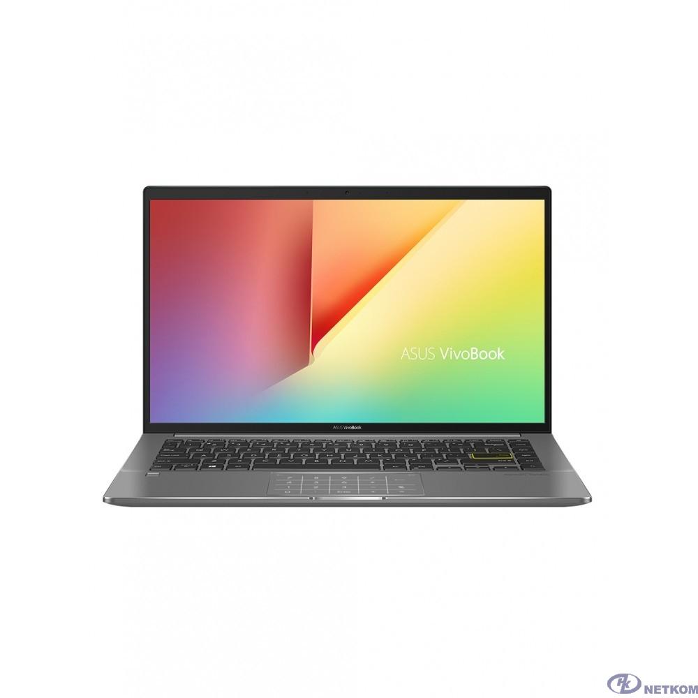 """ASUS VivoBook S14 S435EA-HM005T [90NB0SU1-M00430] Green 14"""" {FHD i7-1165G7/16Gb/1Tb SSD/W10}"""