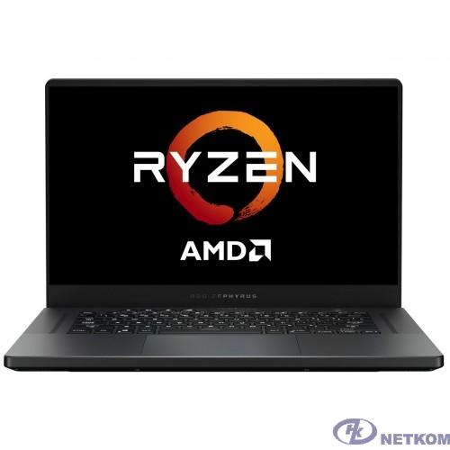 """ASUS ROG Zephyrus G15 GA503QR-HQ092T  [90NR04P2-M02090] Eclipse Grey 15.6"""" {FHD 165Hz Ryzen 9 5900HS/16Gb/1Tb SSD/RTX 3070 8Gb/W10}"""