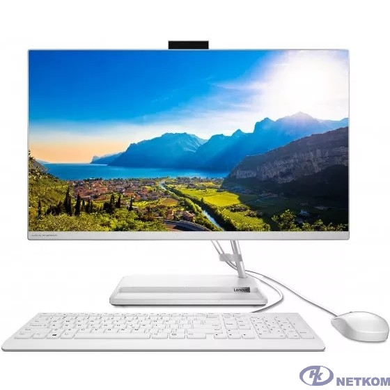 "Lenovo IdeaCentre 3 27ITL6 [F0FW003ARK] White 27"" {FHD i5-1135G7/8Gb/1Tb+256Gb SSD/MX450 2Gb/DVDRW/DOS/k+m}"