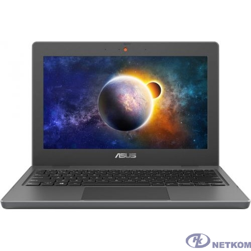 """ASUS PRO BR1100CKA-GJ0328R [90NX03B1-M04690] Dark Grey 11.6"""" {HD Pen N6000/4Gb/128Gb SSD/W10Pro}"""