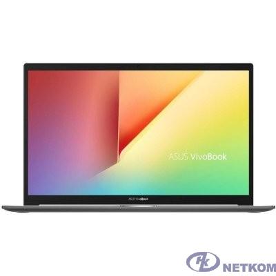 """ASUS Vivobook S15 S533EA-BQ207T [90NB0SF3-M04180] Grey 15.6"""" {FHD i5-1135G7/8Gb/256Gb SSD/W10}"""