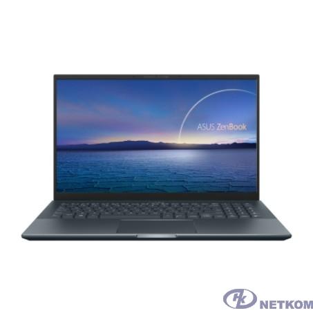 """ASUS Zenbook 15 UX535LI-BN139R [90NB0RW2-M03610] Pine Grey 15.6"""" {FHD i5-10300H/16Gb/512Gb SSD/GTX1650 Ti 4Gb/W10Pro}"""