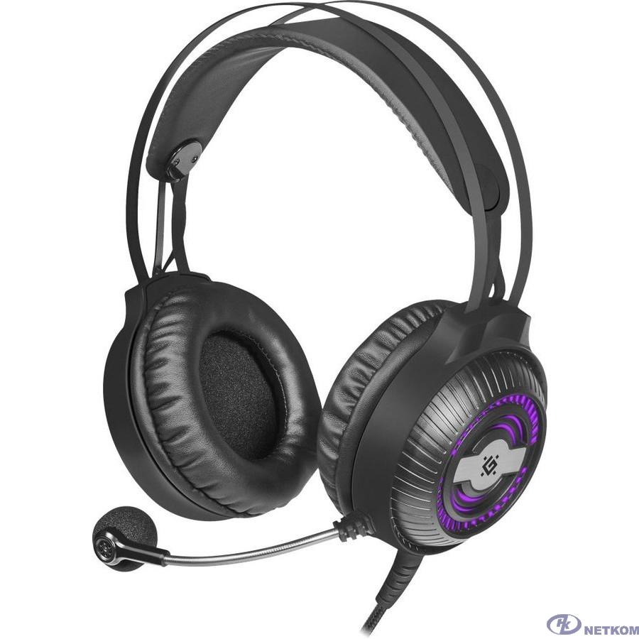 Defender Stellar Pro объемный звук 7.1, провод 2.2м [64521]