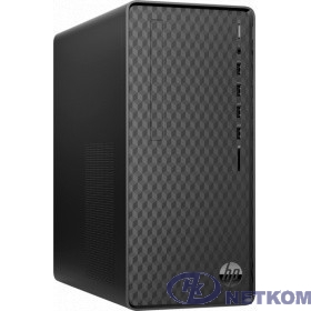 HP M01-F1042ur [497D2EA] Black MT {Ryzen 5 4600G/8Gb/512Gb SSD/DOS}