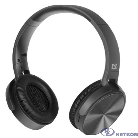 Defender FreeMotion B555 черный, Bluetooth [63555]