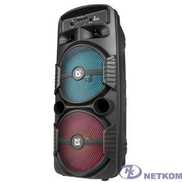 Defender G72 25Вт, BT/FM/USB/AUX/MIC/Light [65172]