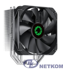 GameMax Кулер Sigma 540 (Intel LGA115X / 1200 и AMD AM4. до 200Вт тепловые трубки)