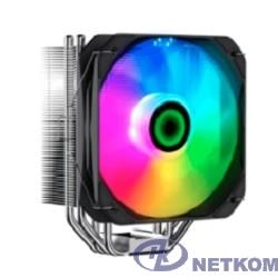 GameMax Кулер Sigma 540 ARGB  (Intel LGA115X / 1200 и AMD AM4. до 200Вт тепловые трубки, подсветка)