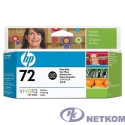 HP C9370A Картридж №72, Photo black {DJ T610/T1100, Photo black (130ml)}