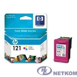 HP CC643HE Картридж №121, Color {F4283/D2563, Color}