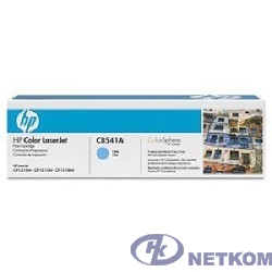 HP CB541A Картридж ,Cyan{LJ P1215/1515, Cyan, (1400стр.)}