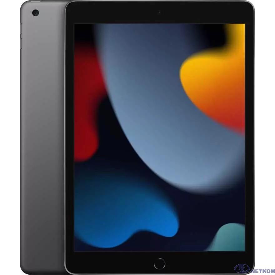 Apple iPad 10.2-inch Wi-Fi 64GB - Space Grey [MK2K3RU/A] (2021)