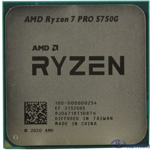 CPU AMD Ryzen 7 PRO 5750G OEM