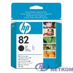 HP CH565A Картридж №82, Black {DesignJet 510 series, Black}