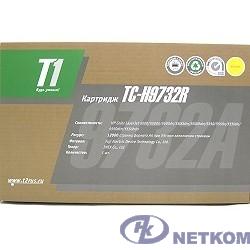 T2 C9732A/TC-H9732R  Картридж  для  Color LaserJet 5500/5550 (12000 стр.) Желтый, с чипом, Восстан.