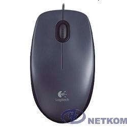 910-001794 Logitech Mouse M90 Optical, USB Dark Grey RTL