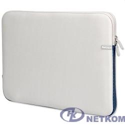 PORTCASE KNP-18GR Чехол для ноутбука   {неопрен, серый, 17-18,4''}