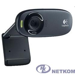 960-001065 Logitech HD Webcam C310, {USB 2.0, 1280*720, 5Mpix foto, Mic, Black}