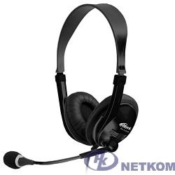 RITMIX RH-533USB, Black {Гарнитура}