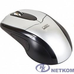 CBR CM-101 Silver USB, Мышь, 1200dpi, офисн.