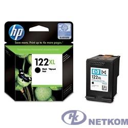 HP CH563HE Картридж №122XL, Black {DJ 1050/2050/2050s, Black}