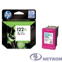 HP CH564HE Картридж №122XL, Color {DJ 1050/2050/2050s, Color}