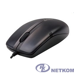 A-4Tech Мышь OP-530NU (черный) USB,3+1 кл.-кн.,провод.мышь [631895]