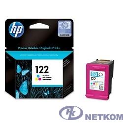 HP CH562HE Картридж №122, Color {Deskjet 1050/2050/2050s, Color}