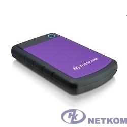 "Transcend Portable HDD 1Tb StoreJet TS1TSJ25H3P {USB 3.0, 2.5"", violet}"