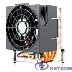 Supermicro SNK-P0040AP4 4U (4пин, 1366, 19.5 дБ, 2050 об / мин, Cu + A l+ тепловые трубки)