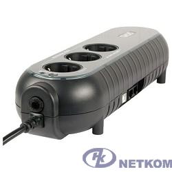 UPS PowerCom WOW-500U {OffLine, 500VA / 250W, Tower, Schuko, USB}