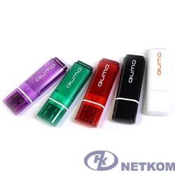 USB 2.0 QUMO 16GB Optiva 01 Red [QM16GUD-OP1-red]